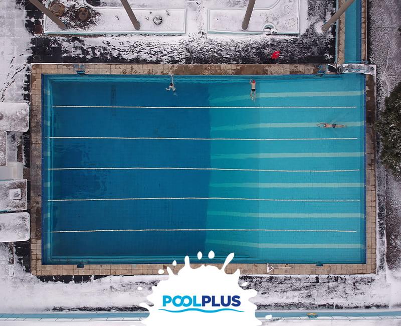 5 pasos para mantenimiento de piscina en invierno
