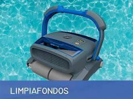 Limpiafondos para piscinas